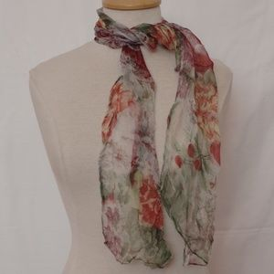 Accessories - *3 for $25* Sheer Vintage Scarf